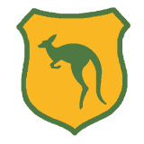 Vereinswappen von Kangaroos On The Turf